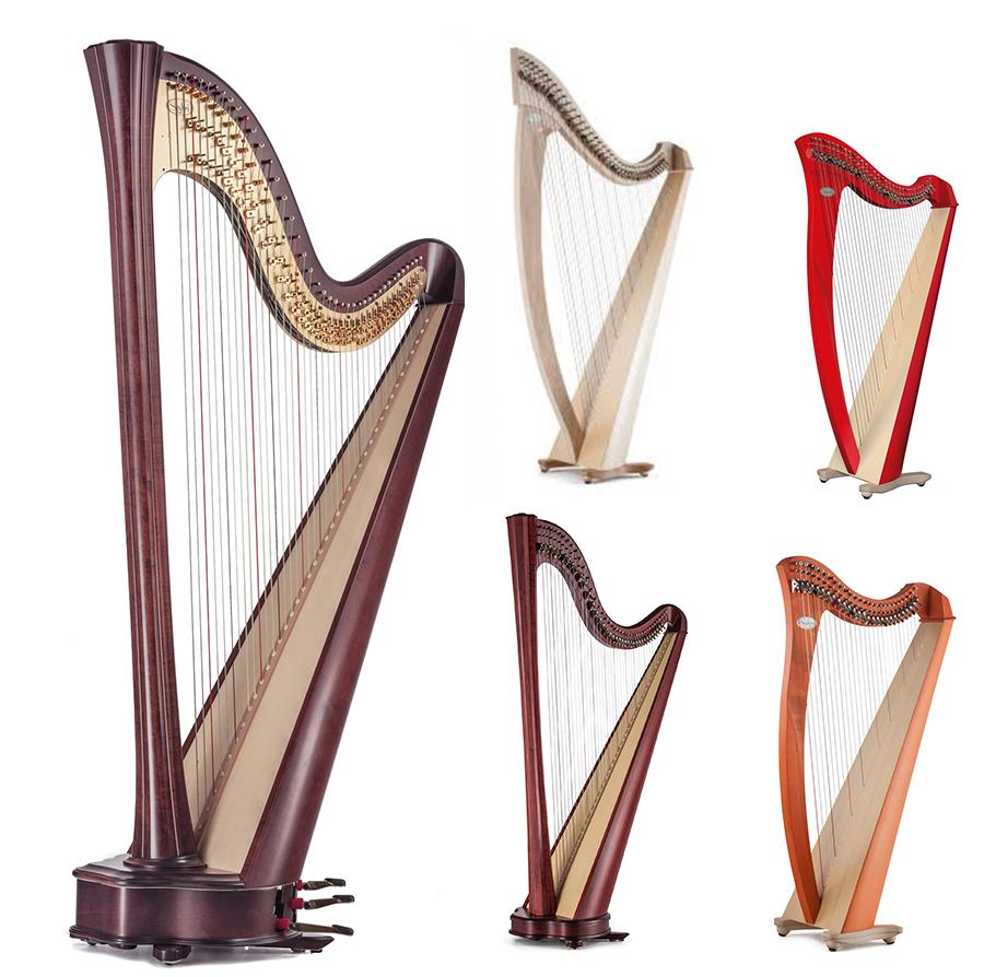 豎琴 學豎琴 豎琴班豎琴導師 豎琴課程 harp teacher 豎琴價錢 豎琴考級 豎琴難學嗎